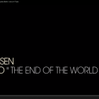 Arne Jansen Trio – The End Of The World