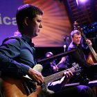 Arne Jansen plays with the Jazz Baltica-Ensemble 2011