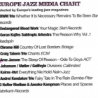 <!--:de-->Album der Woche // Europe Jazz Media Chart<!--:--><!--:en-->Album of the week // Europe Jazz Media Chart<!--:-->